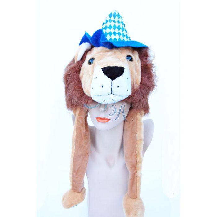 Spaßhut Löwe