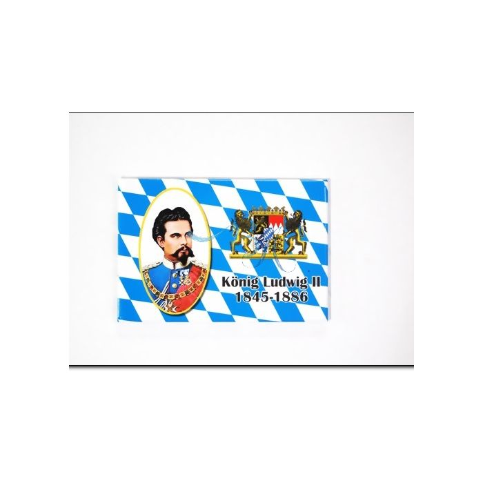 Magnete Persönlichkeiten,  König Ludwig II