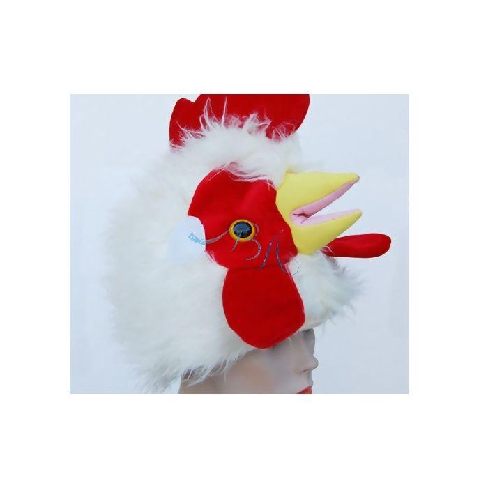 Spaß Hut Huhn