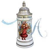 200 Jahre Kirchweihdult (Auer Dult) mit Zinndeckel