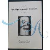 Bierkrüge bayerischer Brauereien