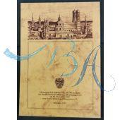 Das Münchner Reinheitsgebot von 1487