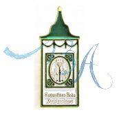 Beste Auswahl Augustiner Turm Pin