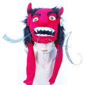 Spass Mütze Teufel