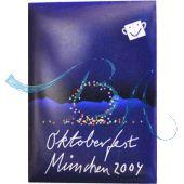 Pin Anstecker Oktoberfest Plakatmotiv 2004