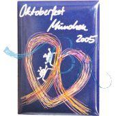 Magnet Oktoberfest Plakatmotiv 2005