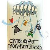 Magnet Oktoberfest Plakatmotiv 2006