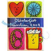 Magnet Oktoberfest Plakatmotiv 2008