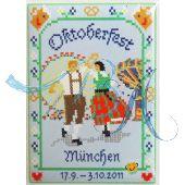 Magnet Oktoberfest Plakatmotiv 2011