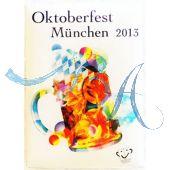 Magnet Oktoberfest Plakatmotiv 2013