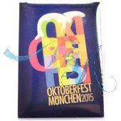 Magnet Oktoberfest Plakatmotiv 2015