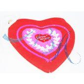 Dirndl Tasche, Trachten-Tasche, Herzform we Love Wiesn
