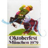 Pin Anstecker Oktoberfest Plakatmotiv 1979