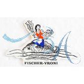 Pin Anstecker Festzelt Fischer Vroni 1990