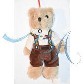 Plüschtier Trachten Teddybär (Junge)