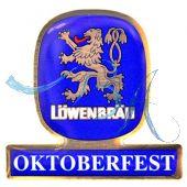 Pin Anstecker Brauerei Löwenbräu