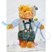 Plüschtier Trachten Teddybär (bayr.)