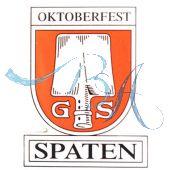 Pin Anstecker Brauerei Spaten Bräu