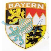 Pin Anstecker Wappen Freistaat Bayern (gr.)